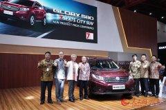 东风风光580印尼市场首发新车命名为GLORY